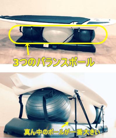 サーフフィットの専用機器