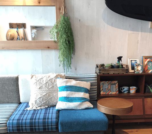 サーフフィットのソファ